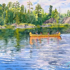 The Voyageurs, Gull Lake, Grand Marais MN